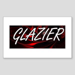 Glazier Professional Job Design Sticker