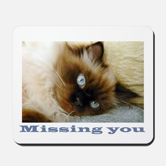 Missing You Mousepad