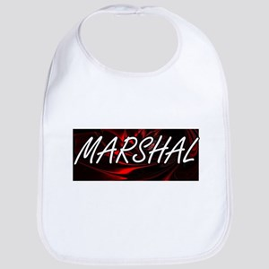 Marshal Professional Job Design Baby Bib