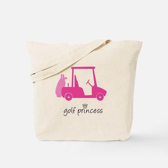 Golf Princess - Tote Bag