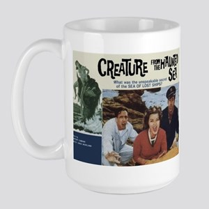 The Creature From The Haunted Large Mug
