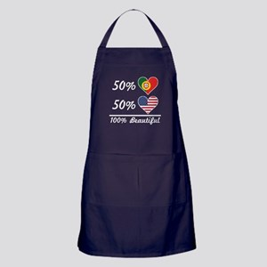 50% Portuguese 50% American 100% Beautiful Apron (