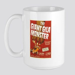 The Giant Gila Monster Large Mug