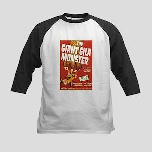The Giant Gila Monster Kids Baseball Jersey