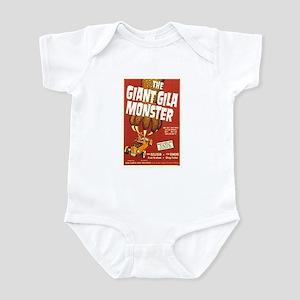 The Giant Gila Monster Infant Bodysuit