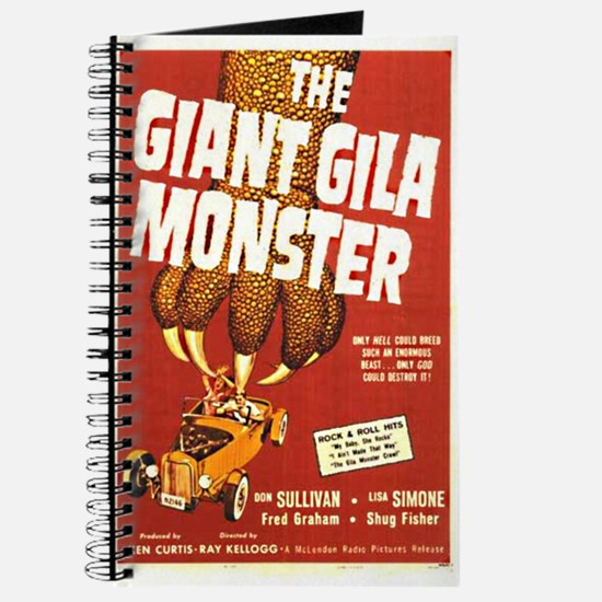 The Giant Gila Monster Journal