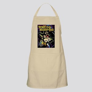 Beast From Haunted Cave BBQ Apron