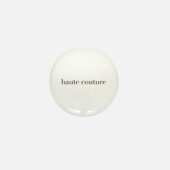 haute couture Mini Button