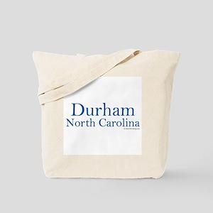 Durham NC Tote Bag