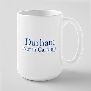 Durham NC Large Mug