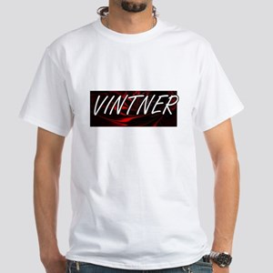 Vintner Professional Job Design T-Shirt