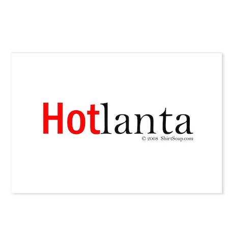 Hotlanta Postcards (Package of 8)