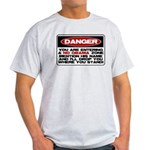 No Obama Zone Light T-Shirt