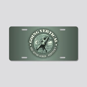 Red River Gorge (GV) Aluminum License Plate