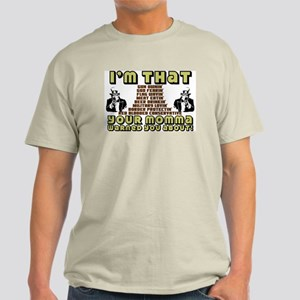 """I'm That Conservative..."" Color T-Shirt"