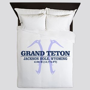 Grand Teton Queen Duvet