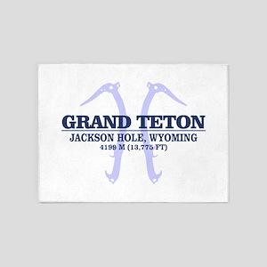Grand Teton 5'x7'Area Rug