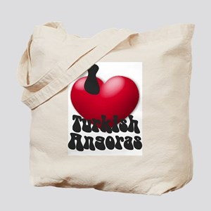 'I Love Turk-Angs!' Tote Bag