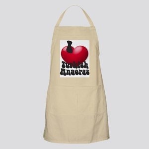'I Love Turk-Angs!' BBQ Apron