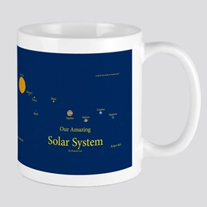 Our Amazing Solar System Mugs