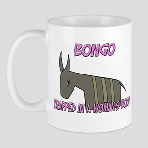 Bongo Trapped In A Woman's Body Mug