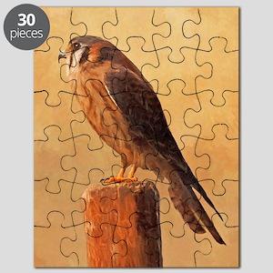 American Kestrel Puzzle
