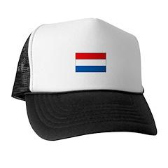Netherlands Flag Trucker Hat
