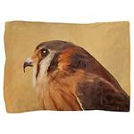American Kestrel Pillow Sham
