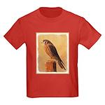 American Kestrel Kids Dark T-Shirt