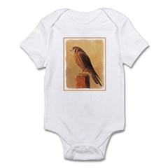 American Kestrel Infant Bodysuit