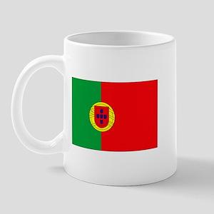 Portuguese Flag Mug