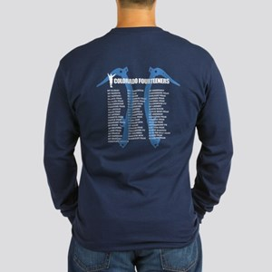 Colorado Fourteeners Long Sleeve T-Shirt