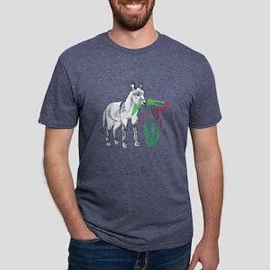 BURRO EATING OCOTILLO T-Shirt