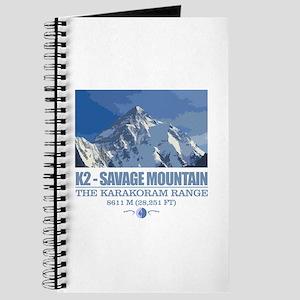 K2 Savage Mountain Journal
