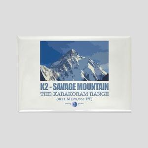 K2 Savage Mountain Magnets