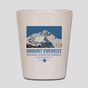 Mount Everest Shot Glass