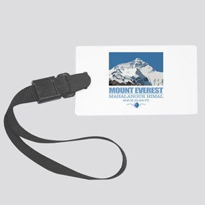 Mount Everest Luggage Tag