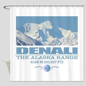 Denali Shower Curtain