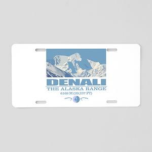 Denali Aluminum License Plate