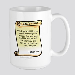 jabez prayer Mugs