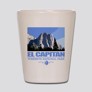 El Capitan Shot Glass