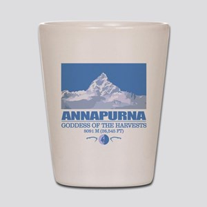 Annapurna Shot Glass