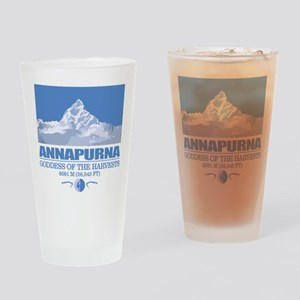 Annapurna Drinking Glass
