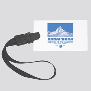 Annapurna Luggage Tag
