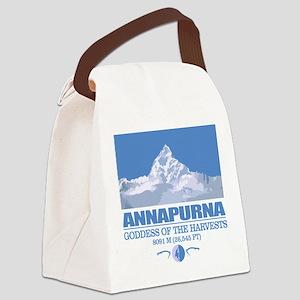 Annapurna Canvas Lunch Bag