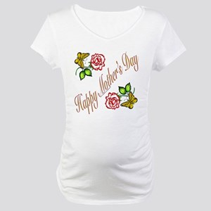 Happy Mother's Day Maternity T-Shirt