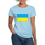 Ukranian Flag Women's Light T-Shirt