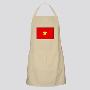 Vietnamese Flag BBQ Apron
