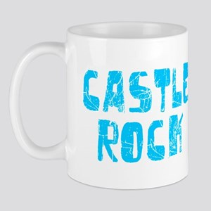 Castle Rock Faded (Blue) Mug