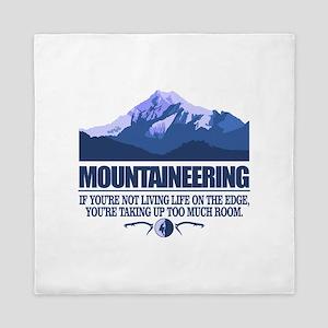 Mountaineering 2 Queen Duvet